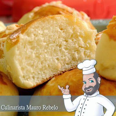 Olá, já tem um bom tempo que estava com vontade de experimentar a receita do Pãozinho Simples da Maria Almeida. Essa receita me lembra uma ...