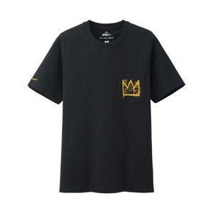 Men's SPRZ NY Graphic T Shirt (Jean-Michel Basquiat) AU$19.90 - Uniqlo