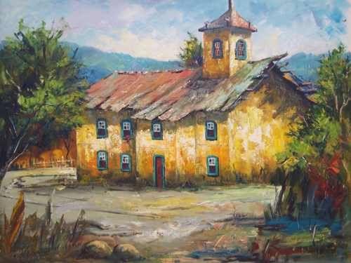 Casario Espatulado - Cido Oliveira - R$ 850,00