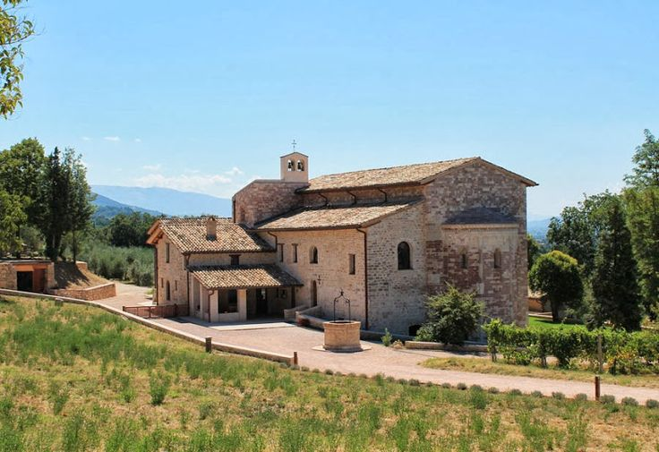 San masseo assisi italy monasteries pinterest for Design hotel umbrien