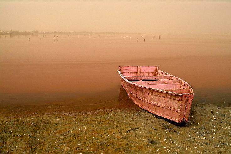Lake Retba, le Lac Rose, Senegal 2005 | by Mikalf