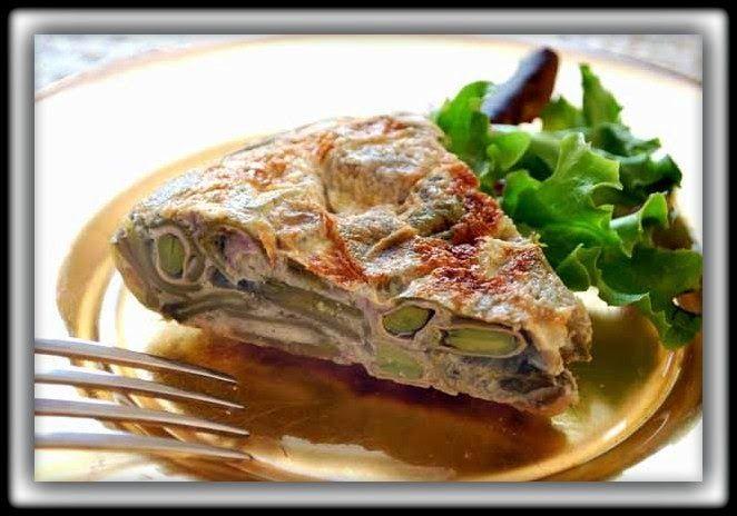 La Cuina i el Menjar Alacantí: Truita de faves.