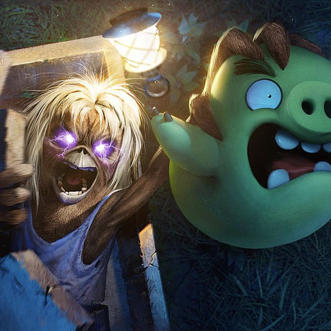 Angry Birds x Iron Maiden on Collaboration Generation – the latest and best in brand innovation