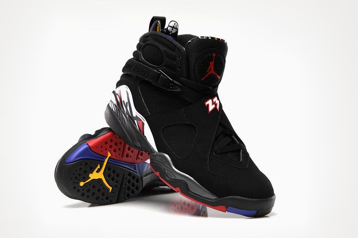 "Image of Air Jordan VIII Retro ""Playoffs"""