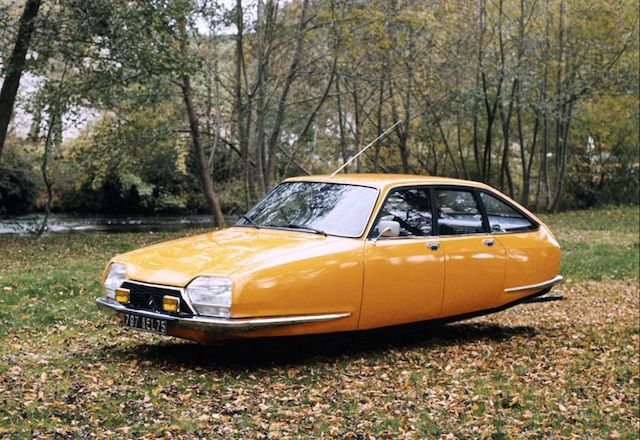 Flying Citroen Cars Series #Car, #Future