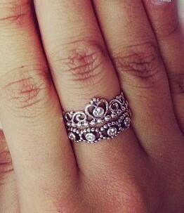 3644645bdd791b 2018 Silver & Gold Jewelry Collection   Christmas Wish List <3   Pandora  rings stacked, Pandora rings, Pandora jewelry