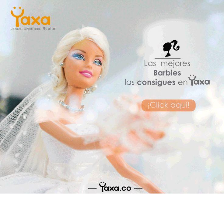 Diseño para #Yaxa.co #Barbie