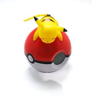 Teknofun - 811354 - Radio Réveil Veilleuse Pikachu: Amazon.fr: Jeux et Jouets