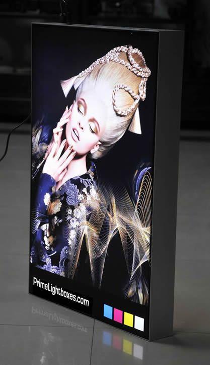 LED Fabric Frameless Display 5