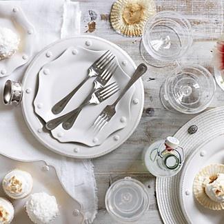 Juliska Berry & Thread Dinnerware, White | Bloomingdale's