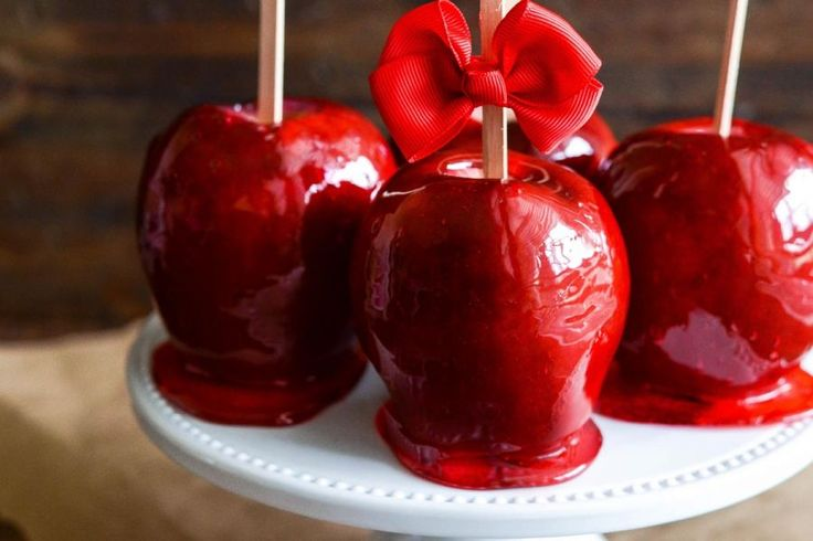 Classic Candy Apples                                                                                                                                                                                 More