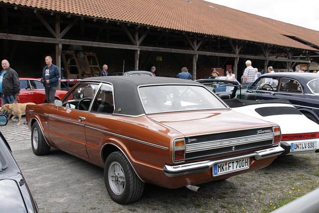 Ford Taunus GXL Ghia