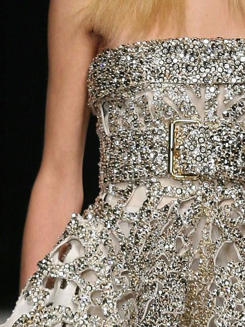 Givenchy #gown #dress #crystal: Fashion, Gowns Dresses, Givenchy, Couture, Silver, Sparkly Dresses, Sparkle, Glitter, Bling Bling