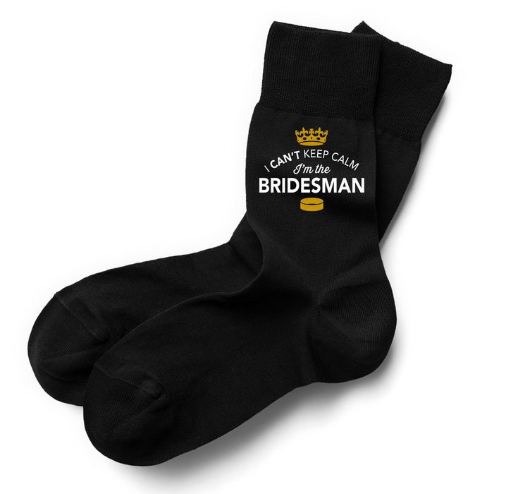 Brides Man, Brides Man Socks, Stag Party, Stag Night, Brides Man Gifts, Stag Do Gifts, Wedding Gift Idea, Brides Man Present, Wedding keepsake, Wedding Socks, Size 6-11