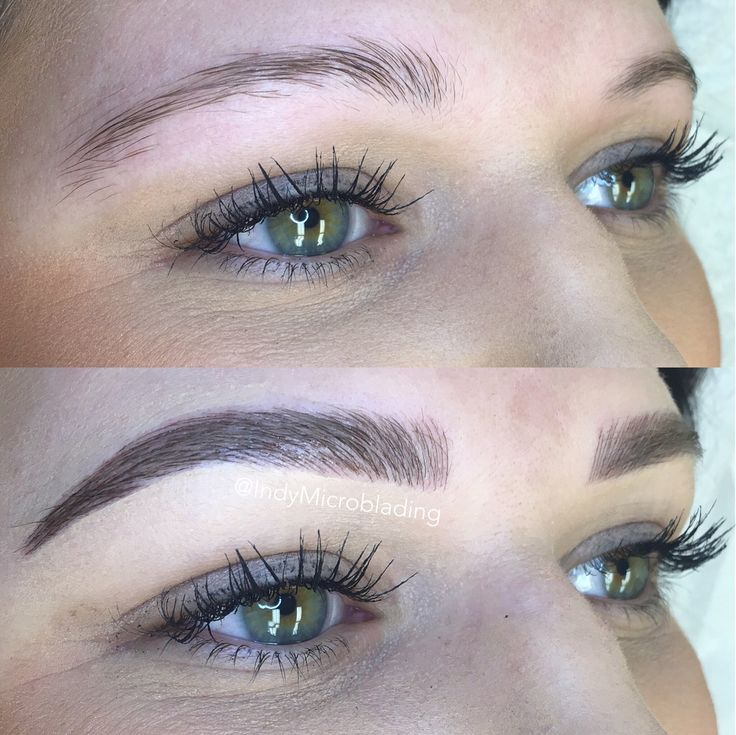 The Do's and Don'ts Of Microblading Your Eyebrows ...