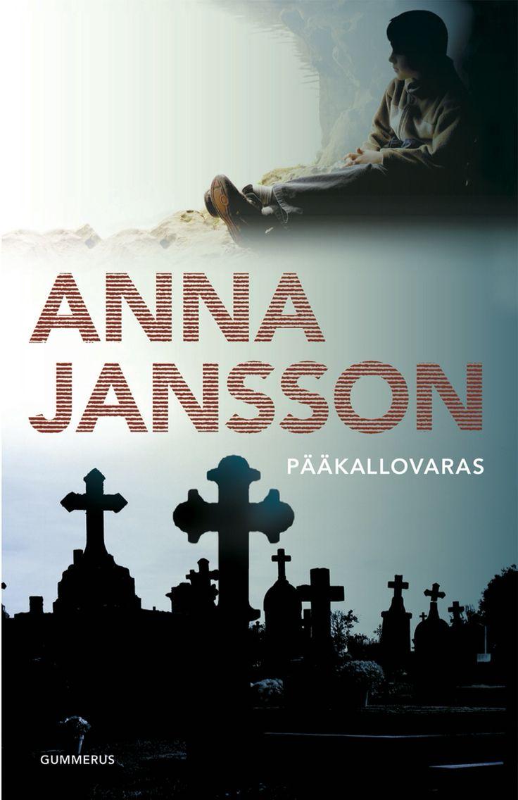 Anna Jansson: Pääkallovaras