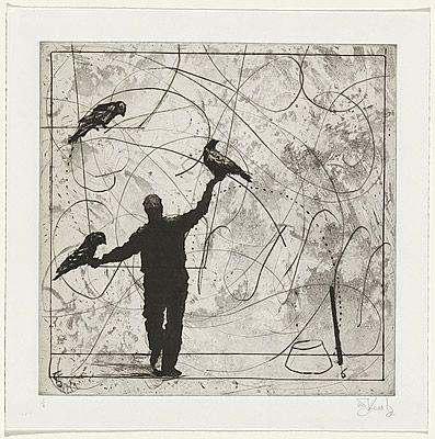 William KENTRIDGE, Bird catching series