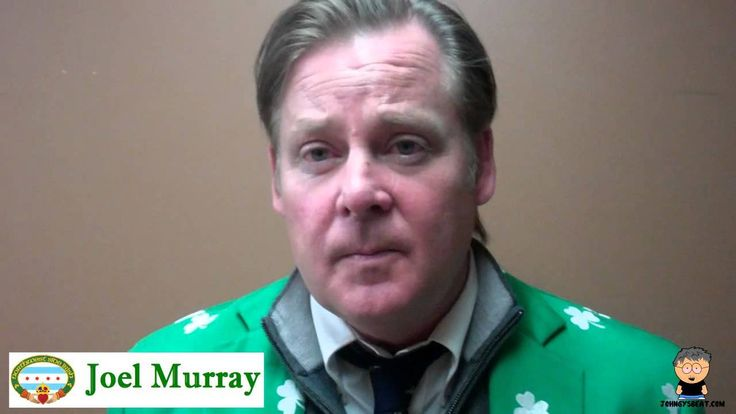 On the Beat with Joel Murray at the 2014 Northwest Side Irish Parade
