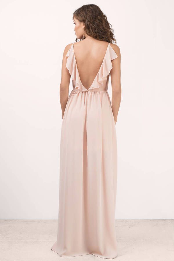 Low Back Wedding Guest Dresses : Dresses wedding columns guest dress guests