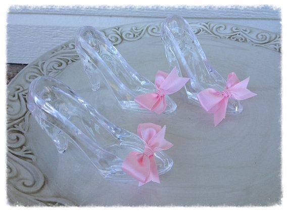 Cinderella Princess Glass Slippers Set of Three for by JeanKnee, $6.00
