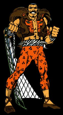 Kraven the Hunter is a fictional supervillain appearing in American comic books published by Marvel Comics. He is one of Spider-Man's frequent enemies. Kraven's name is Sergei Kravinoff. He is the half-brother of Dmitri Smerdyakov, better known as the Chameleon.
