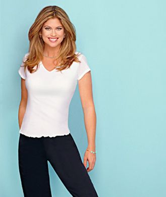 Kathy Ireland, who turns 49 today (March 20), is still as undeniably gorgeous as when she appeared on her first Sports Illustrated cover nearly 30 years ago. Countless magazines, inspirational books,
