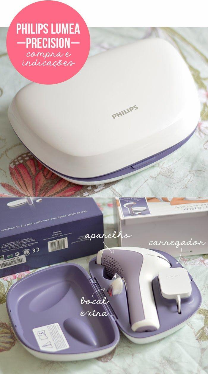 Depilação a luz pulsada em casa {ou por que comprei o Philips Lumea}