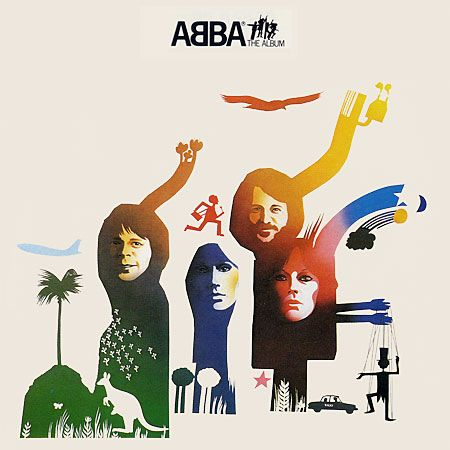 ABBA - The Album (Polar) - ABBA: The Album - Wikipedia, the free encyclopedia