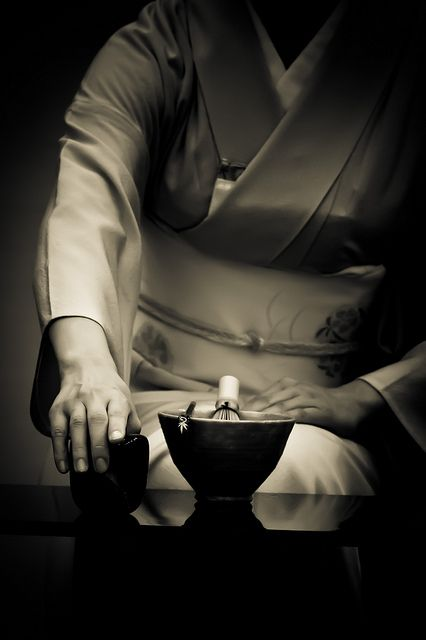 Japanese tea ceremony 茶道