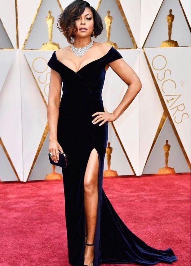 Taraji. Oscars 2017