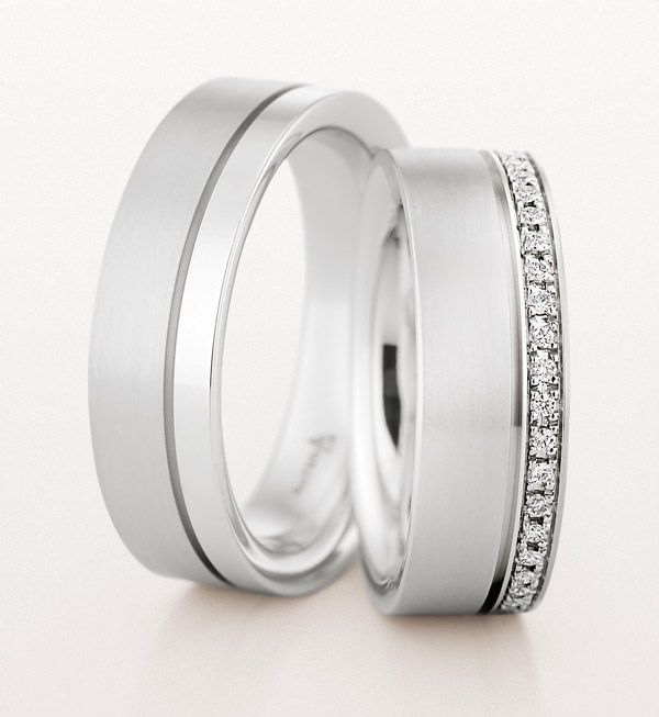 Christian Bauer Wedding Rings Have Been Produced Since 1880 With Masterly Skills Highest Precision And