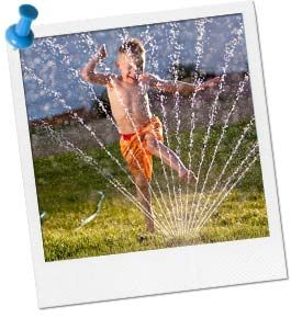 Outdoor Water Games.  Great game ideas  instructions.  Perfect for hot summer days.  Games for kids to play outdoors.   Fun kids birthday party activities.  Summer Party Supplies