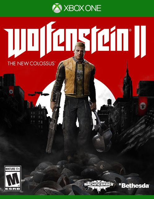 New wolfenstein game for Xbox one