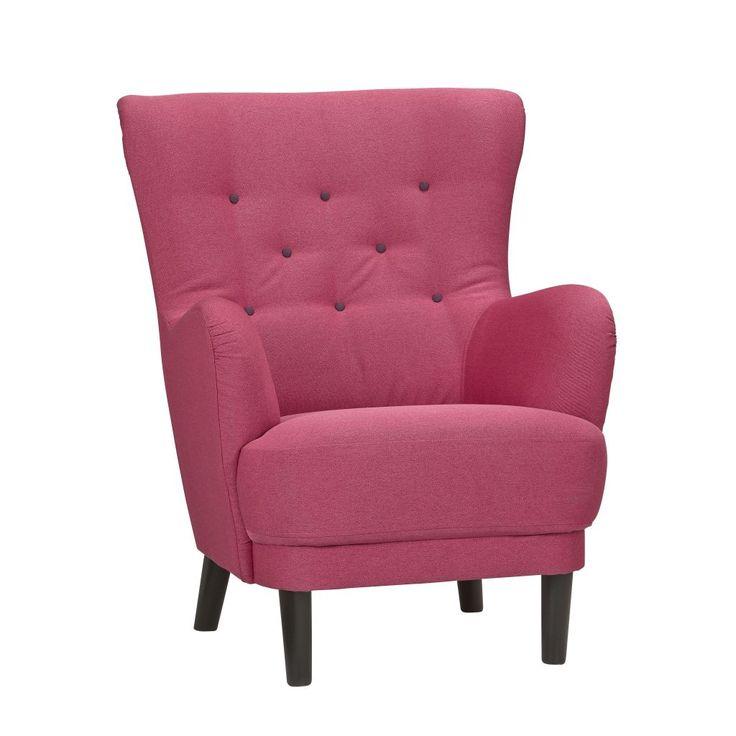 fauteuil NETERSEL Roze