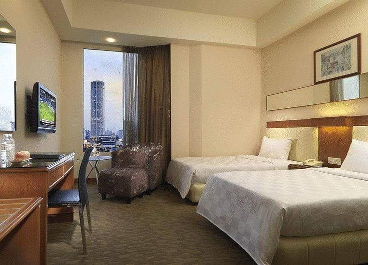 Guest room - Cititel Hotel