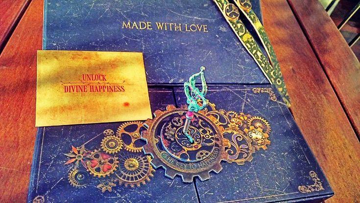 O tão sonhado ingresso chegou!! The key will guide you to unlock divine…