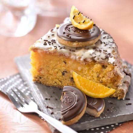 Carrot cake* d'Halloween aux Pim's® Orange
