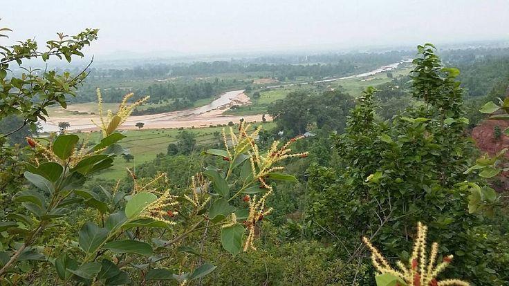 Sukri river tubed #incredibleindia by latehar_tourism