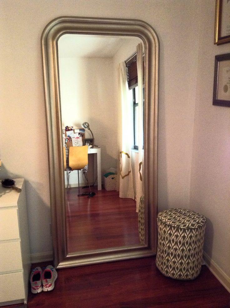 46 best full length mirrors images on pinterest for Miroir nissedal