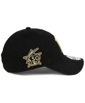 New Era Pittsburgh Pirates 2017 All Star Game 9TWENTY Cap - Black Adjustable