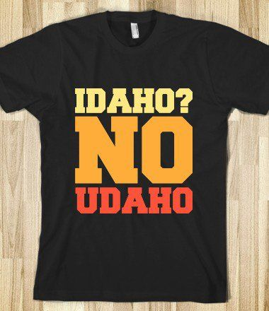 Udaho - Boss Badass - Skreened T-shirts, Organic Shirts, Hoodies, Kids Tees, Baby One-Pieces and Tote Bags