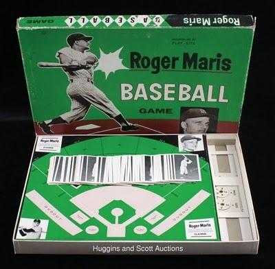 Roger Maris Baseball