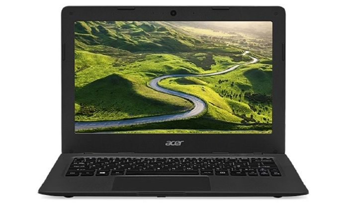 """Acer Aspire One Cloudbook 11.6"""" Notebook with Intel Celeron N3050 CPU: Acer Aspire One Cloudbook 11.6"""" Notebook with Intel Celeron N3050 CPU, 2GB RAM, and 32GB SSD (Manufacturer Refurbished)"""
