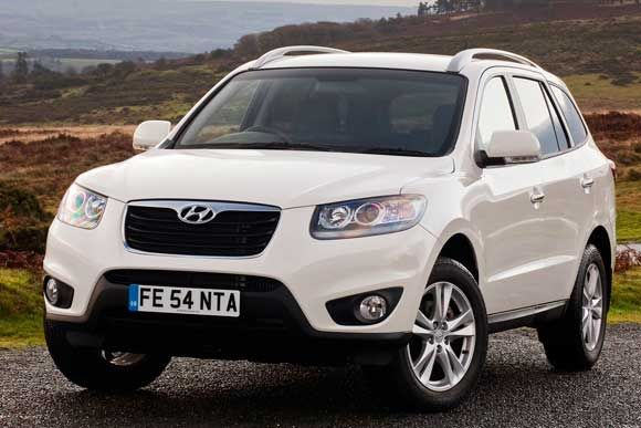 Ficha técnica completa do Hyundai Santa Fe 3.5 V6 2011