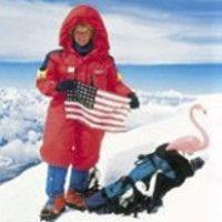 Stacy Allison: First American Woman to Climb Mount Everest by EaglesTalent on SoundCloud. Interested in booking Stacy Allison for your next #event? Contact @Eagles Talent by calling 1.800.345-5607 or visiting www.eaglestalent.com.