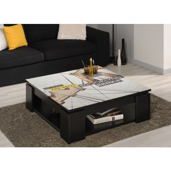 Parisot Quadri Coffee Table - USA