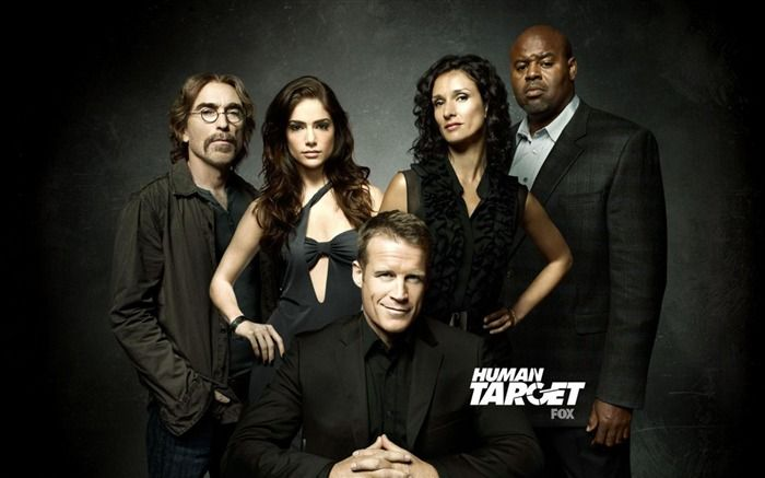 Human Target TV series HD Wallpaper Wallpapers List - page 1 ...