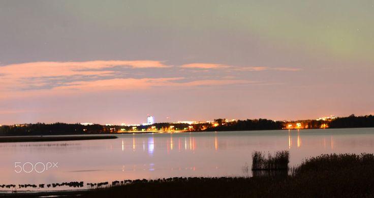 A Small City Across the Baltic Sea by Jannatul Susoma on 500px