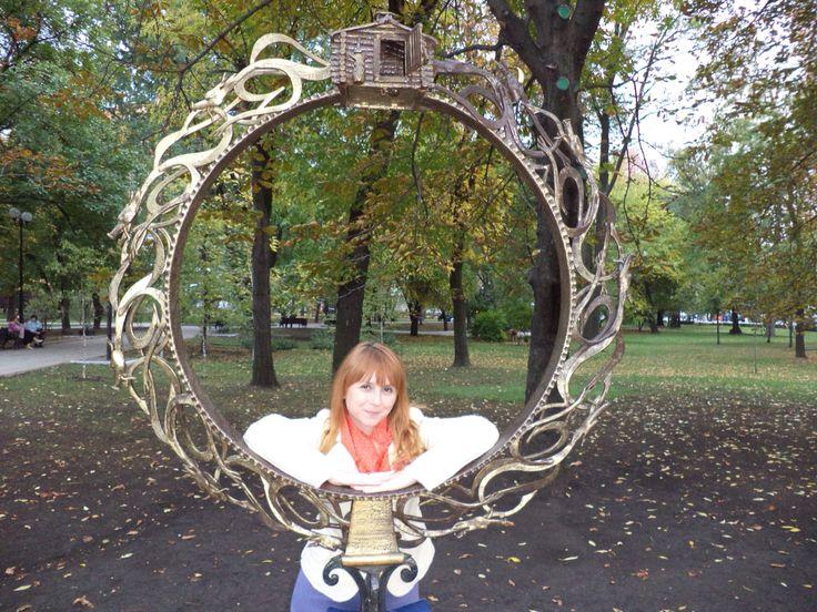 Когда-то в гостеприимном Донецке... В прошлой жизни