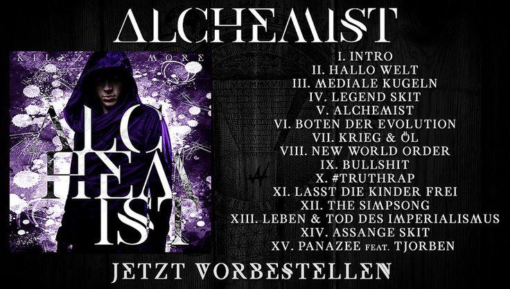 Alchemist Tracklist [02.06.17] | von Kilez More